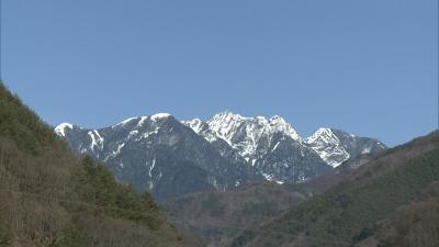 山はともだち