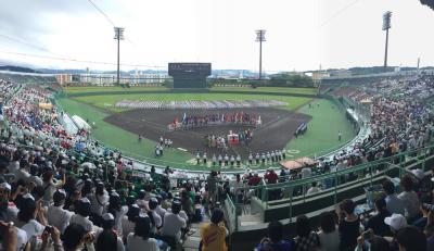 第101回全国高校野球長野大会