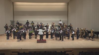 伊那文化会館リニューアルオープン記念南信地区 中・高生によるこけらおとしコンサート